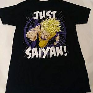 Other - Dragon Ball Z Goku Flying T- Shirt - L
